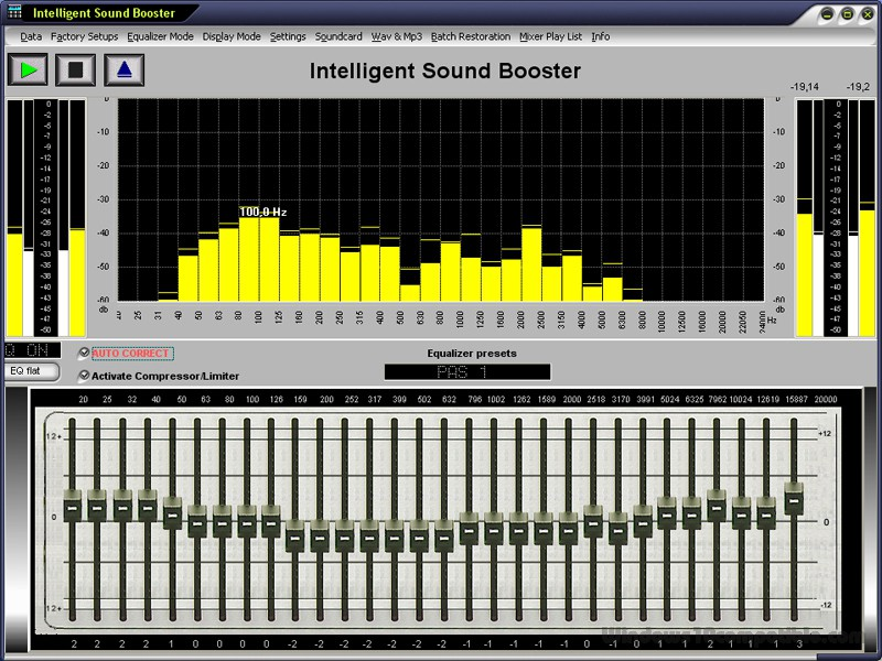 Sound boost free download